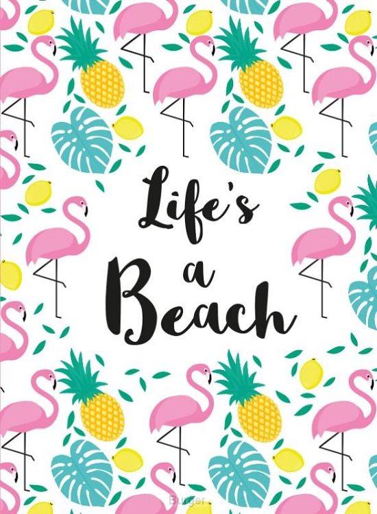 Life's a beach - Cadeauboeken