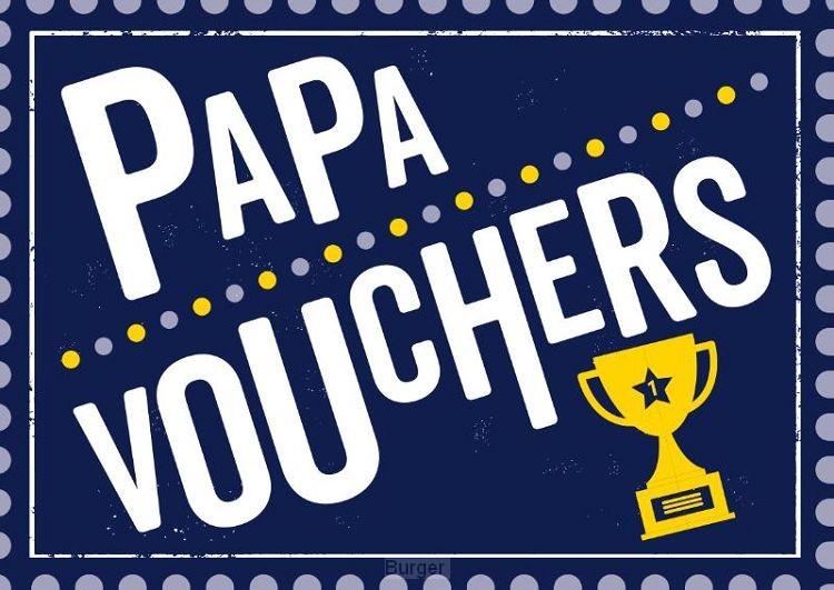 Vouchers - Papa vouchers