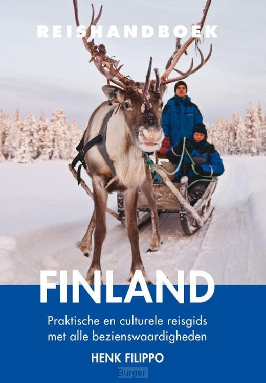 Reishandboek Finland