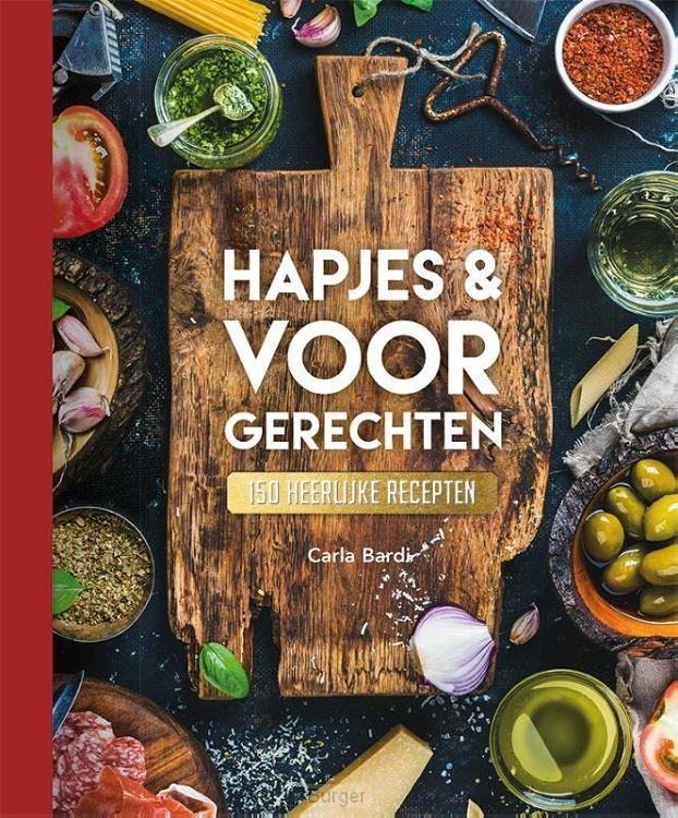 Hapjes & Voorgerechten - 150 recepten