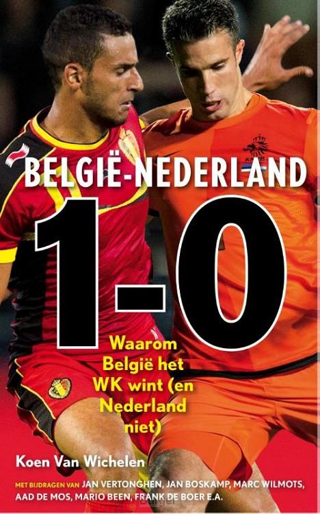 Belgie - Nederland 1-0