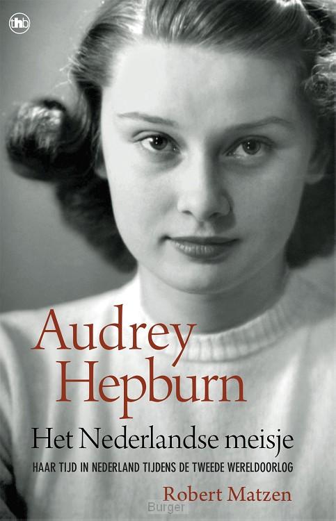 Audrey Hepburn het Nederlandse meisje