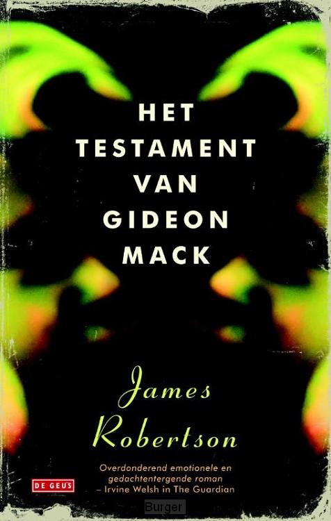 Het testament van Gideon Mack
