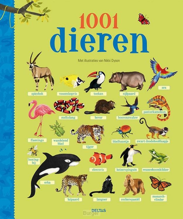 1001 dieren