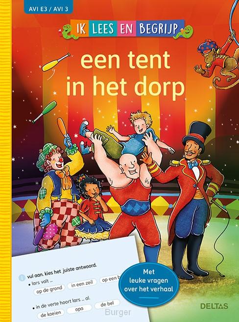Ik lees en begrijp - een tent in het dorp (AVI E3 / AVI 3)