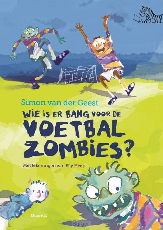 Wie is er bang voor de voetbalzombies?