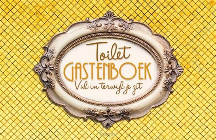 Het toiletgastenboek