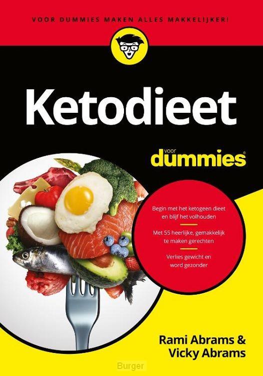 Keto dieet voor Dummies