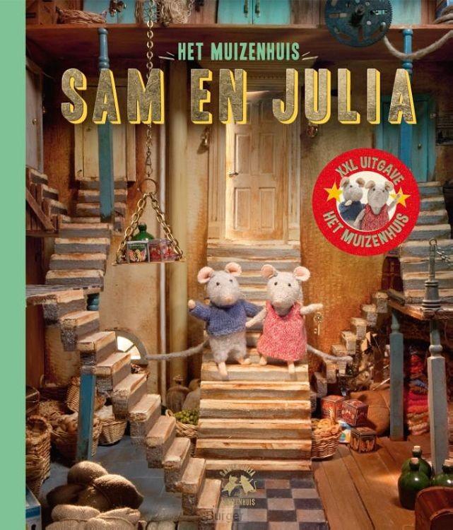 Muizenhuis - Sam & Julia XXL