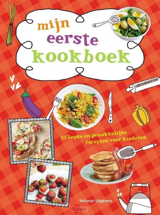 Mijn eerste kookboek