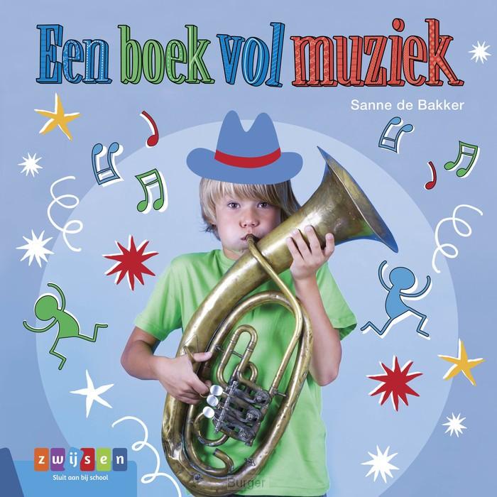 Boek vol muziek
