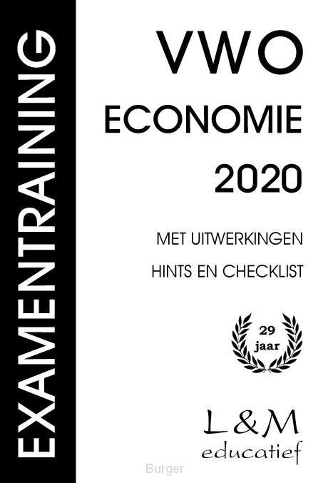 Examentraining / Vwo Economie 2020