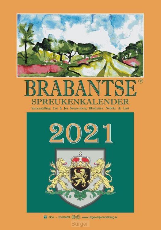 Brabantse spreukenkalender 2021