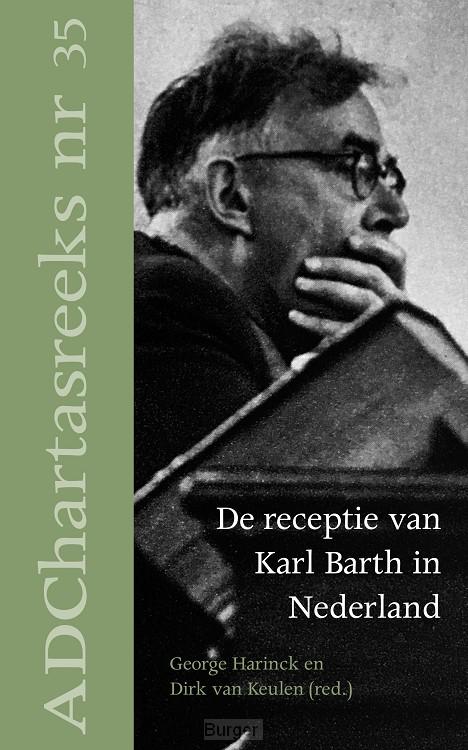 Receptie van karl barth in nederland