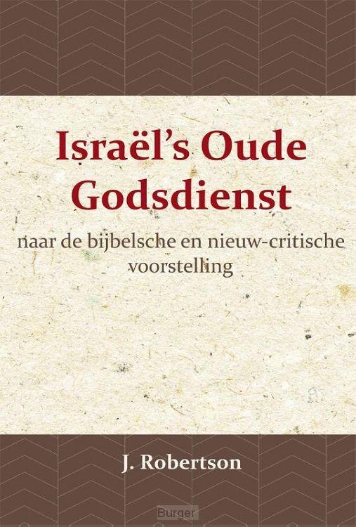 Israel s Oude Godsdienst