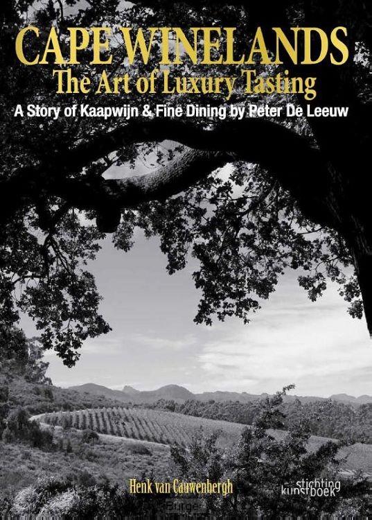 Cape Winelands. The Art of Luxury Tasting