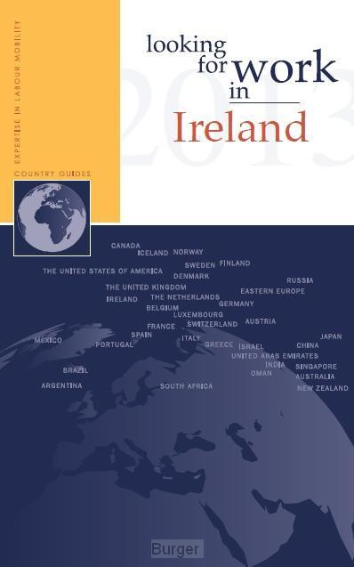 Looking for work in Ireland