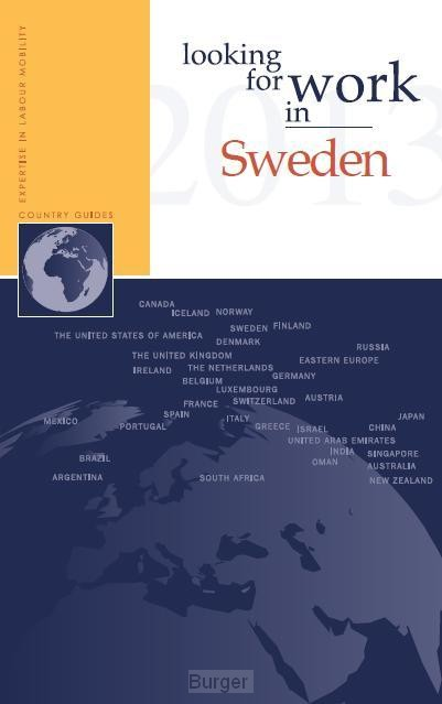 Looking for work in Sweden
