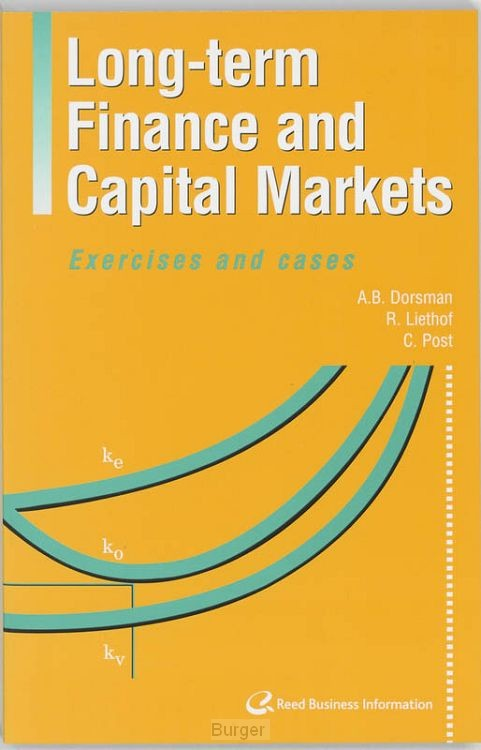 Long-term Finance and Capital Markets