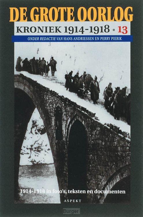 De Grote Oorlog, kroniek 1914-1918 / 13