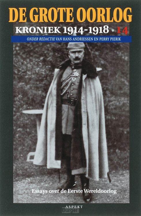De Grote Oorlog, kroniek 1914-1918 / 14