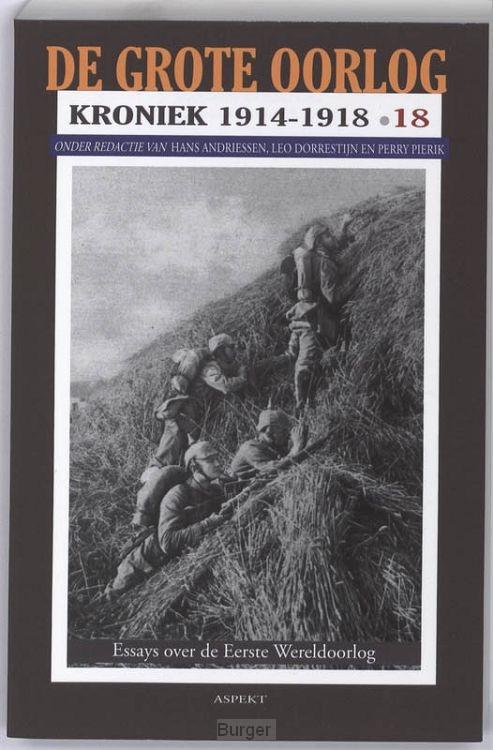 De Grote Oorlog, kroniek 1914-1918 / 18