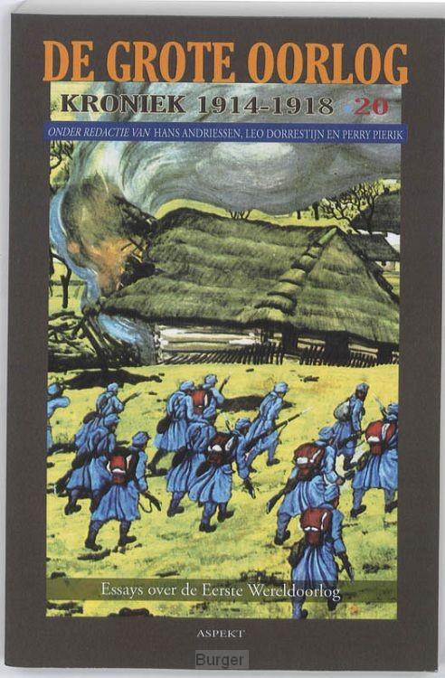 De Grote Oorlog, kroniek 1914-1918 / 20