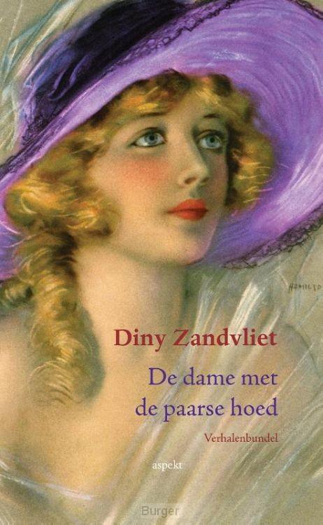De dame met de paarse hoed
