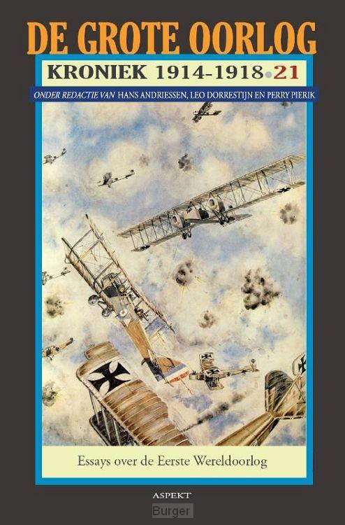 De Grote Oorlog, kroniek 1914-1918 / 21