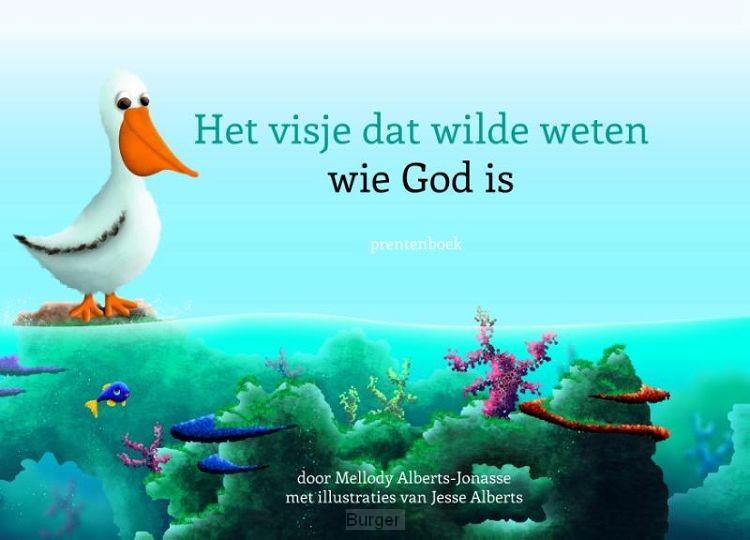 Het visje dat wilde weten wie God is