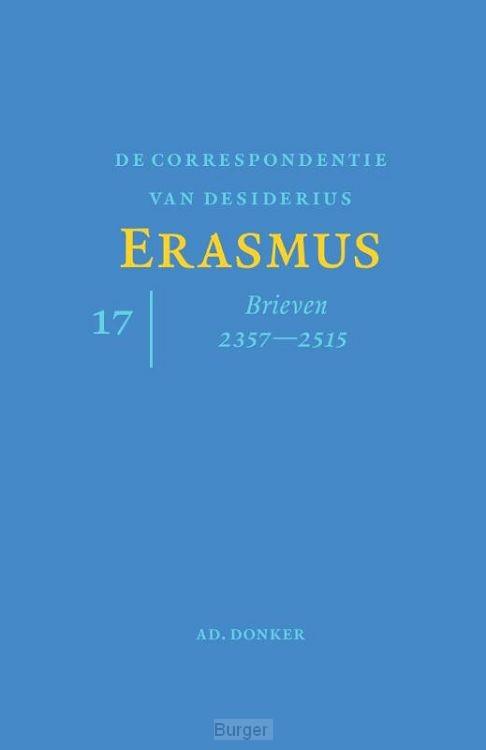 De correspondentie van Desiderius Erasmus / 17