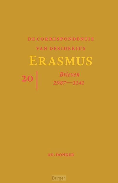 De correspondentie van Desiderius Erasmus / 20