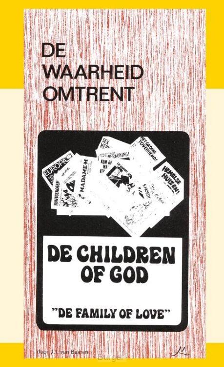 De waarheid omrent de Children of God