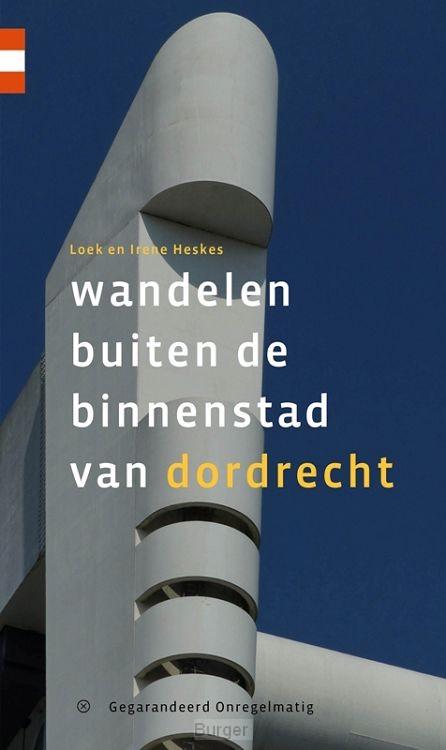 Wandelen buiten de binnenstad van Dordrecht