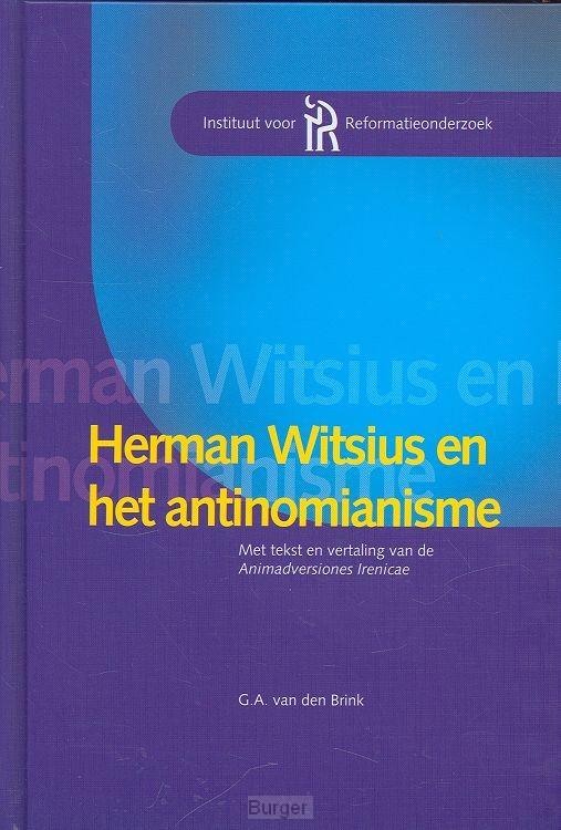 Herman witsius en het antinomianisme