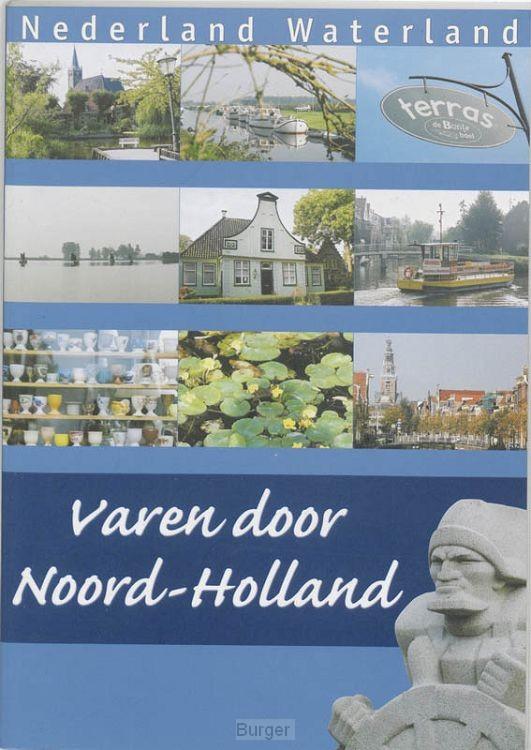 Varen door noord-holland