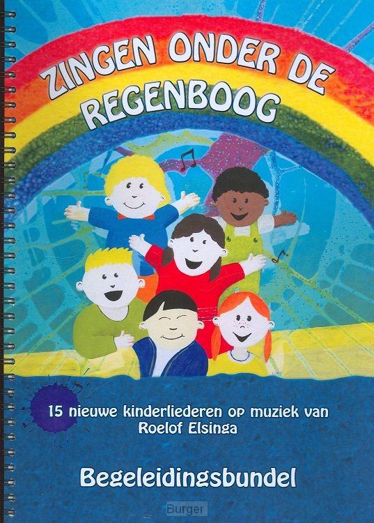Zingen onder de regenboog begeleiding