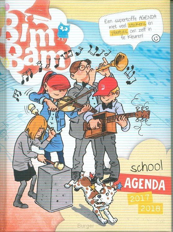 BimBam schoolagenda 2017-18