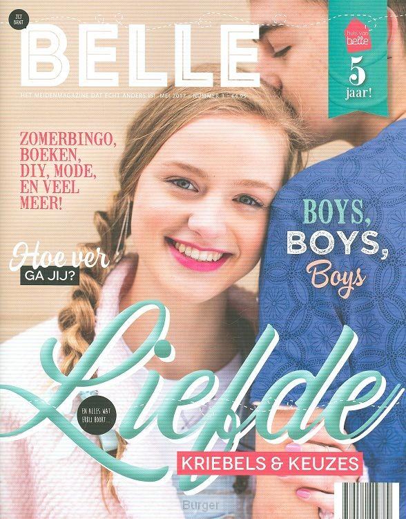 Belle meiden magazine 2017 nr 3