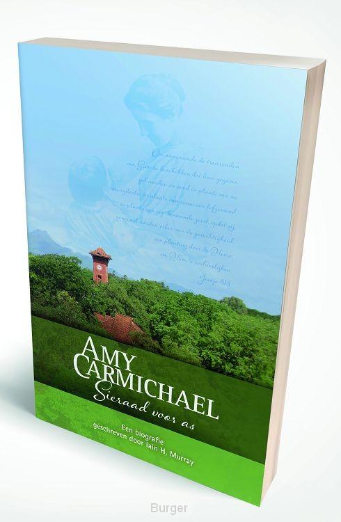 Amy Carmichael sieraad voor as