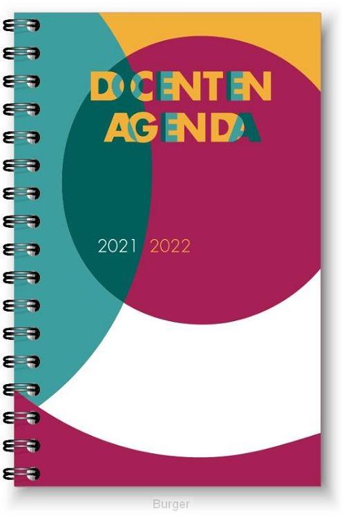 Mestre Docenten Agenda 2021-2022