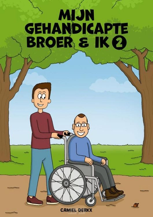 Mijn Gehandicapte Broer & Ik