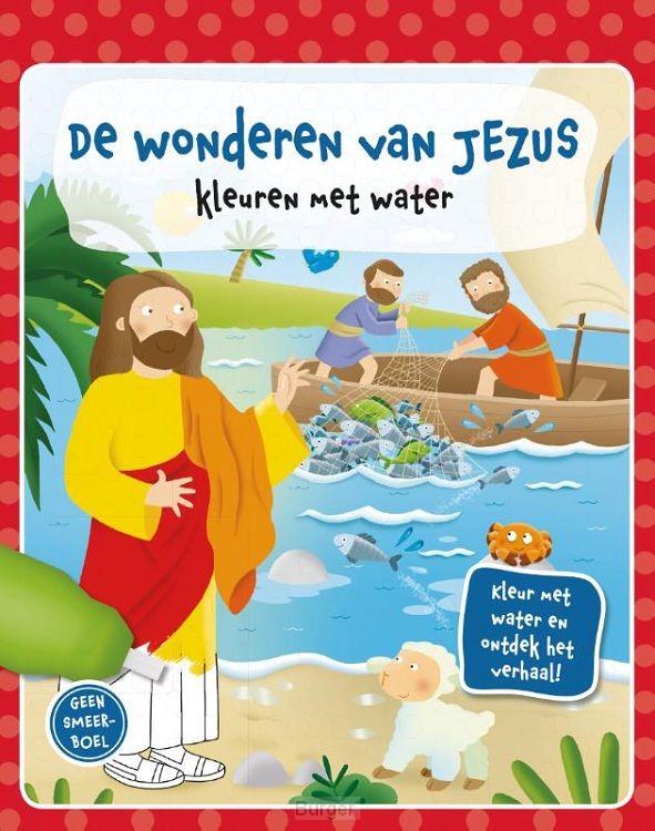 Wonderen van Jezus
