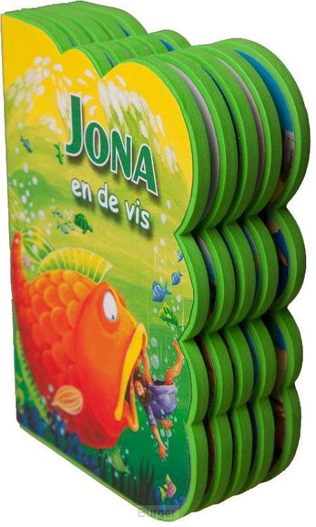 Jona en de vis foamboekje
