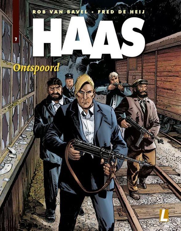 Haas 7 - Ontspoord