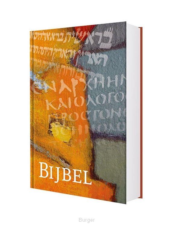 Bijbel nbv standaard oranje