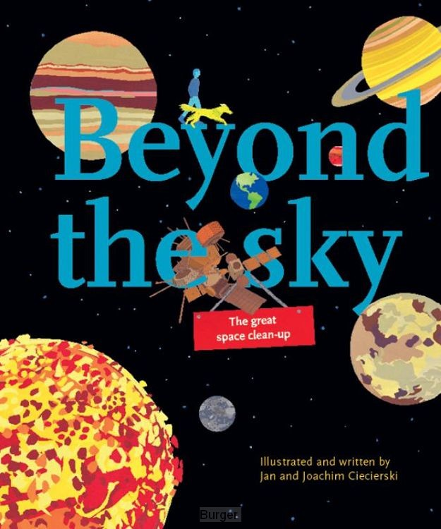 Beyond the Sky - The great space clean-up