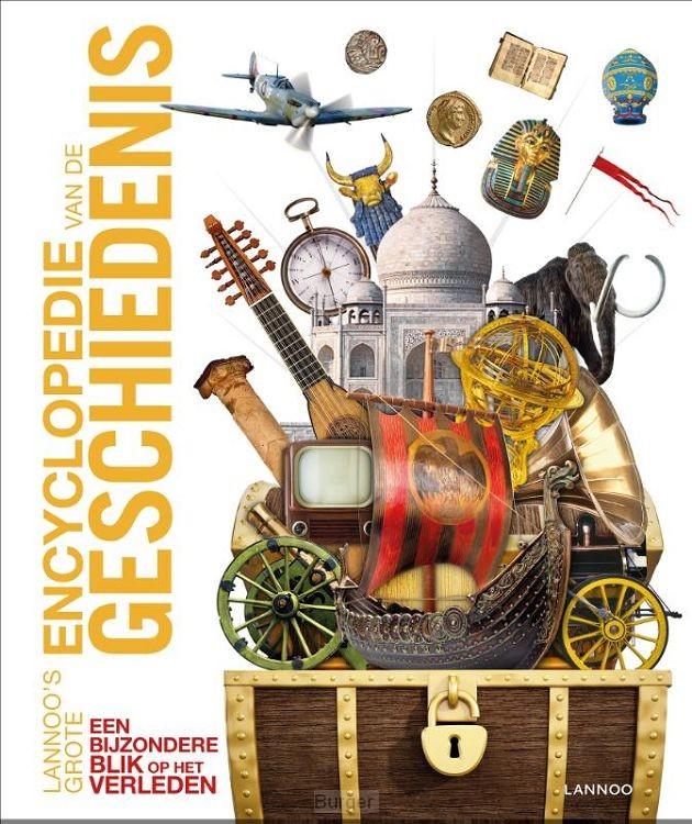 Lannoo's grote encyclopedie van de geschiedenis