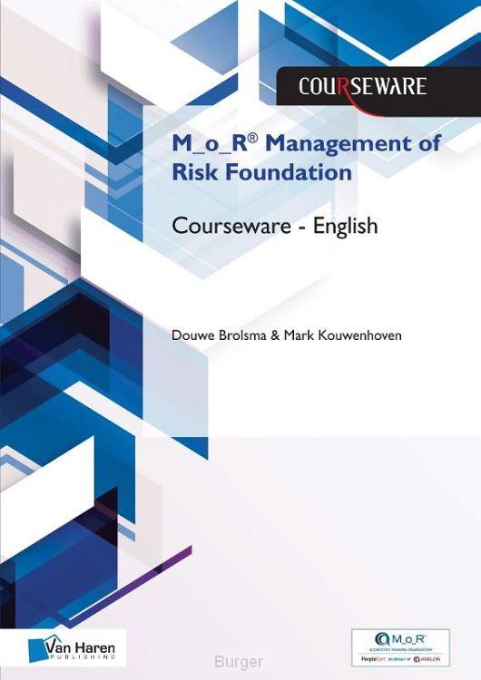 M O R® Risk Management Foundation Courseware - English