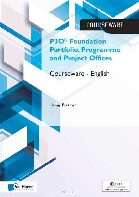 P3O® Foundation Portfolio, Programme and Project Offices Courseware - English